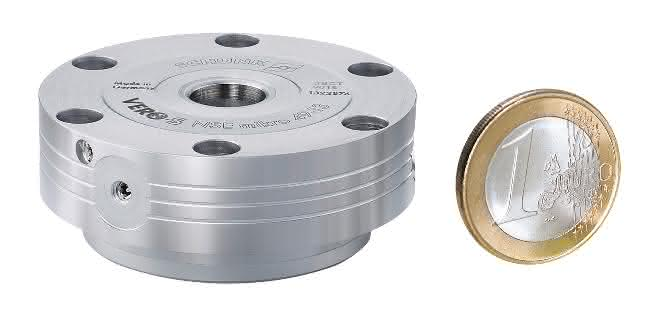 Clamping Technology: Sealed miniature clamping module