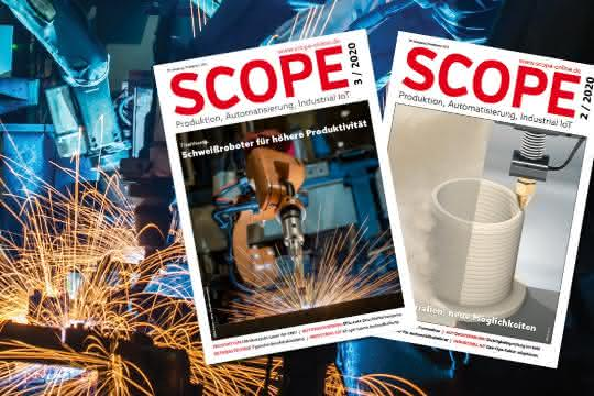 SCOPE als ePaper