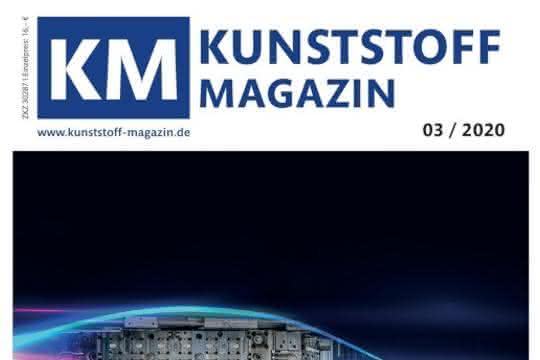 E-Paper des Kunststoff Magazins