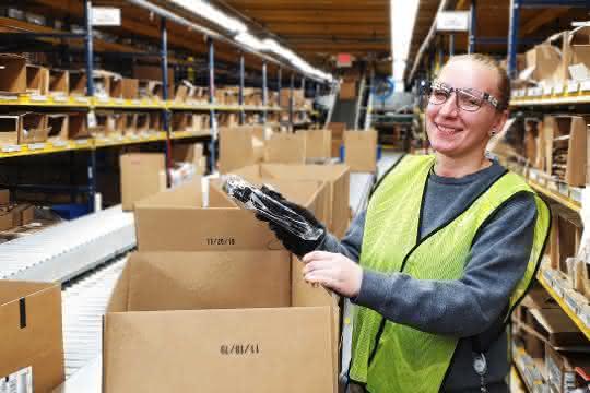 US-Logistikdienstleister Neovia setzt auf Pick-by-Vision