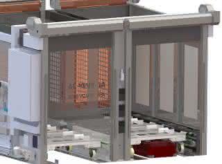 Elektromobilität: Metallverarbeiter CSP liefert Sicherheitsschleusen für E-Autofabrik