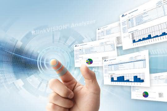 Klinkvision Analyzer: Software zur Alarmdatenanalyse in Logistikanlagen