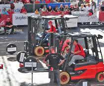 Meisterschaften im Staplerfahren: StaplerCup findet erst 2021 wieder statt