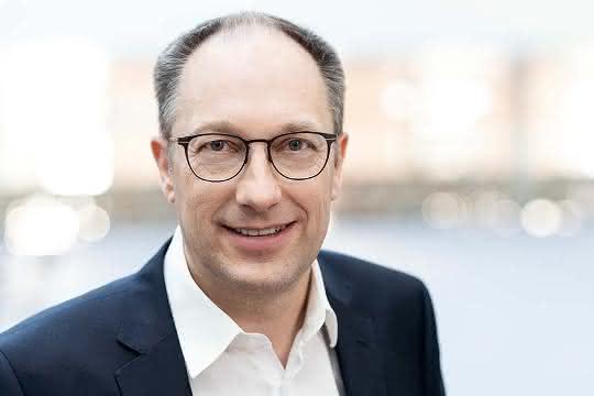 Peter Mohnen, CEO der Kuka AG
