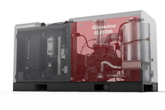 Flüssigkeitsring-Vakuumpumpe ELRi