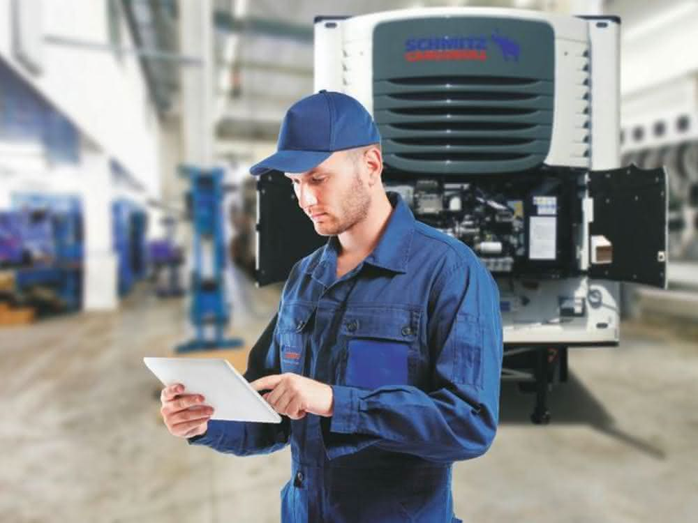 Coronavirus: Schmitz Cargobull Servicenetz bleibt einsatzbereit