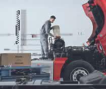Corona-Pandemie: MAN Truck & Bus Service hält Betrieb weiterhin aufrecht