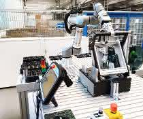UR5e-Voith Robotics