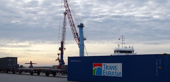 Mukran Port Terminals baut Aktivitäten auf der Seidenstraße aus