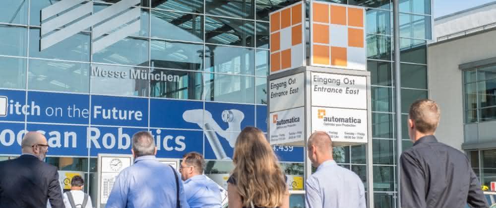 Automatica Messe in München