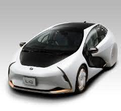 Konzeptfahrzeug LQ von Toyota