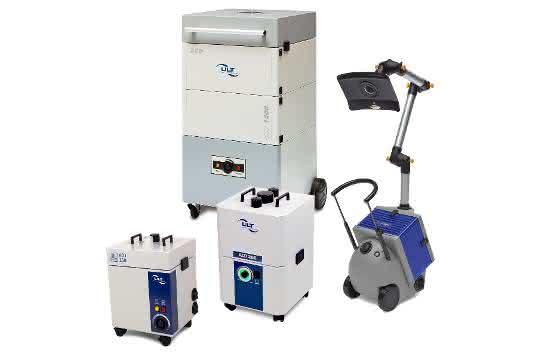 Mobile und stationäre Absaug- und Filteranlagen
