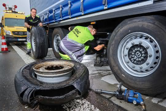 Coronavirus: ADAC Truckservice leistet Solidarbeitrag