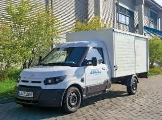 Logistikunternehmen Zufall unterstützt Göttinger Handel