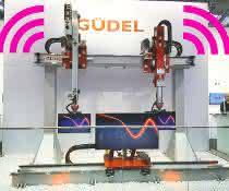 Igus-Guedel-Linearroboter