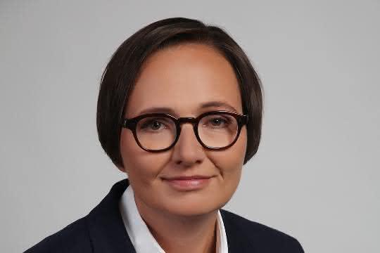 Toyota Material Handling holt Martina Möller