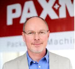 Roland A. Schierle, CEO und Inhaber Paxmatic