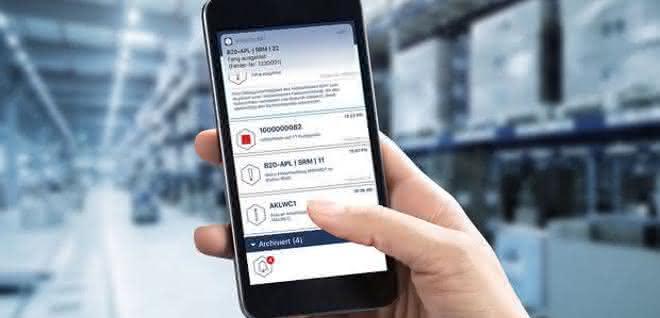App ViadatAlert von Viastore