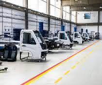 Elektro-Nutzfahrzeuge für Handwerk und Bau