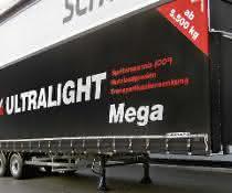 Mega-Trailer für neue Ladungsgüter zertifiziert