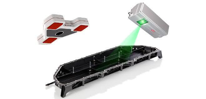 Sarissa-Assistenzsystem: Laser übernimmt Visualisierung