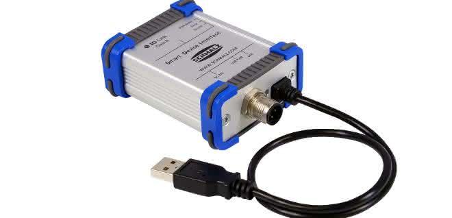 Vakuum-Komponenten von Schmalz: Direkter Zugriff auf IO-Link-Devices