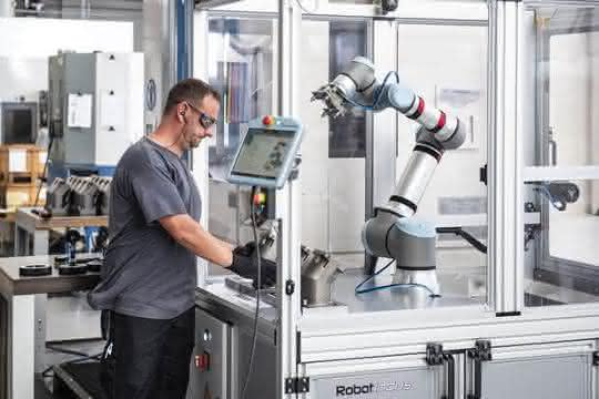Kollaborierende Roboter in der Produktion