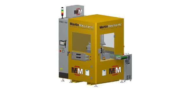 Robotergestützte Anlage von MartinMechanic