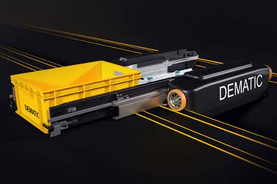 Dematic Multishuttle: Neue Generation