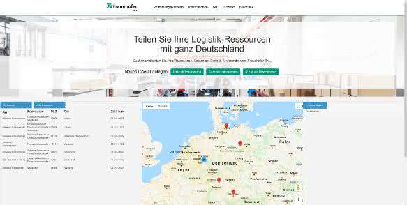 "Fraunhofer IML startet Initiative ""Logistik hilft"""