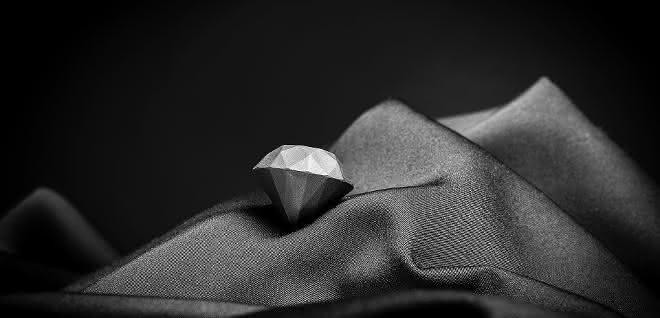 Diamantenpuder