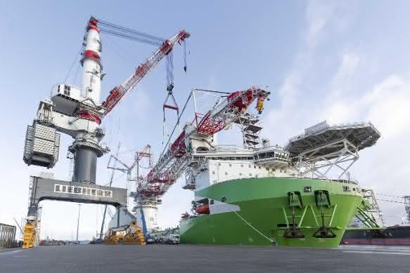 Liebherr: Firmengruppe steigert Umsatz auf über elf Milliarden Euro