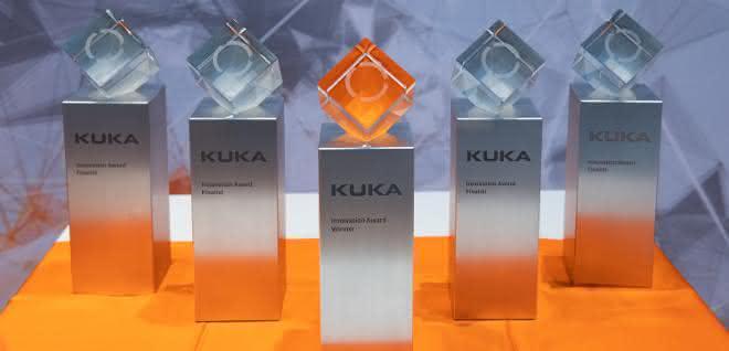 KUKA Innovation Award