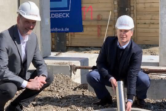 Intralogistikunternehmen Swisslog expandiert in Dortmund