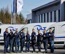 Serviceteam von ULT