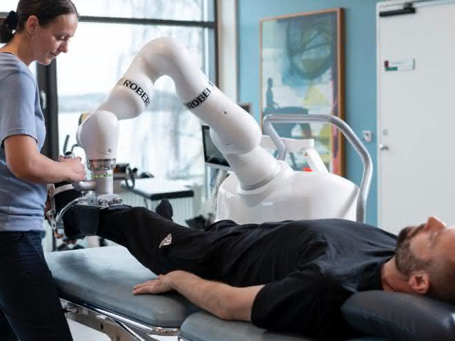 Kuka-Life Science Robotics-Robert