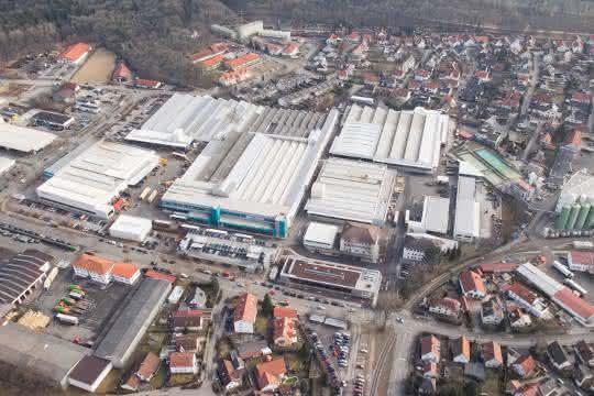 Jungheinrich-Werk Moosburg