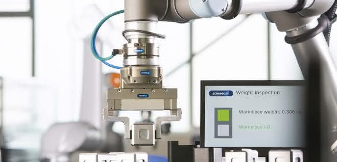 Schunk-Sensorsystem