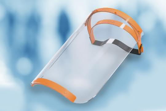 Igus-Face-Shields