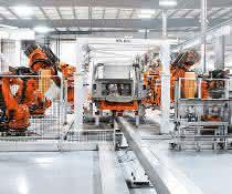 Großauftrag: Kuka liefert 5.000 Roboter an BMW