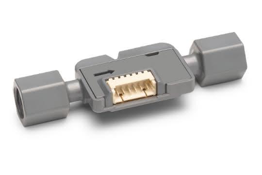 Flüssigkeitsdurchflusssensor SLF3x