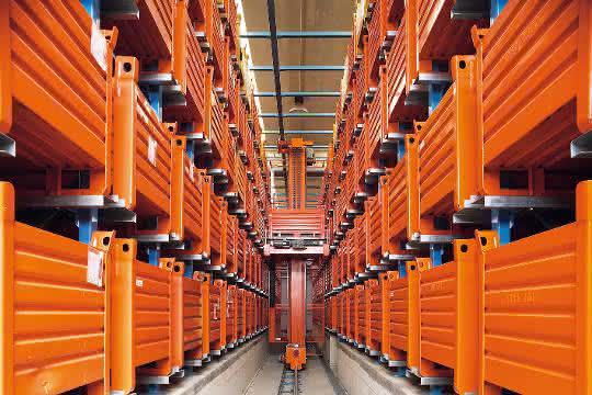 WMS als wichtiger Baustein der Supply Chain