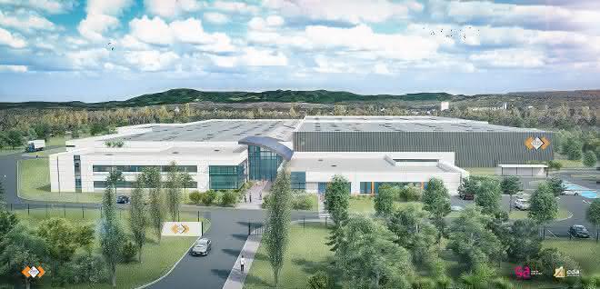 Dematic liefert AutoStore-Anlage für neues Werk von SES-Sterling