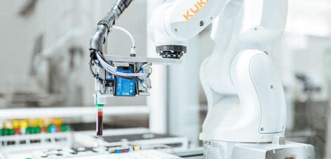 Covid-19: Robotik-Industrie hilft, die Coronakrise zu überstehen