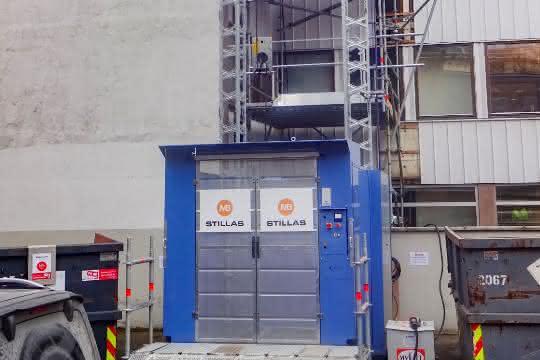 GEDA-Multlift feiert Premiere im hohen Norden