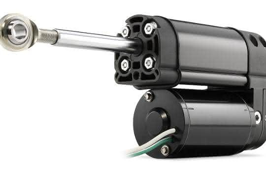 H-Track Aktuatoren: Elektrohydraulische Aktoren optimieren Stoßfestigkeit