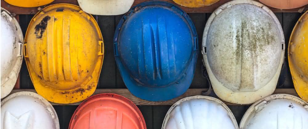 Arbeitsschutz-Helme