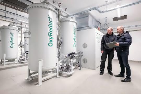 Eiskalt geschützt: Brandvermeidung durch Sauerstoffreduktion