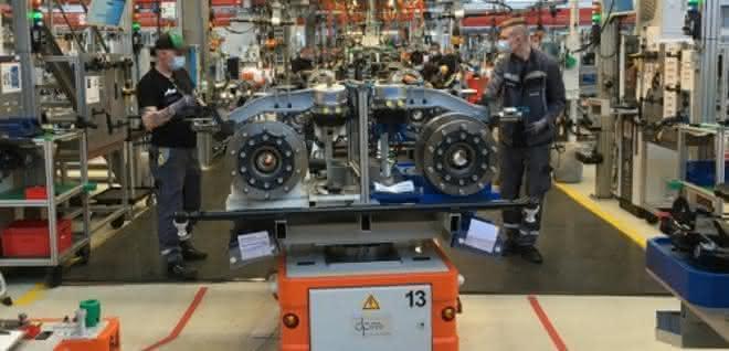 MAN plant Wiederanlauf der Bus- und Lkw-Produktion