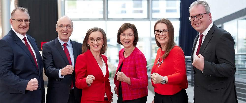Neuer DB Cargo-Vorstand mit 50 Prozent Frauenanteil